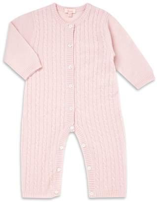 Harrods Cable Knit Cashmere Playsuit