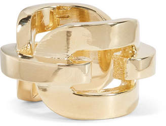 Jennifer Fisher Chain Link Gold-plated Ring