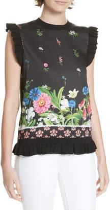 Ted Baker Florence Sleeveless Top