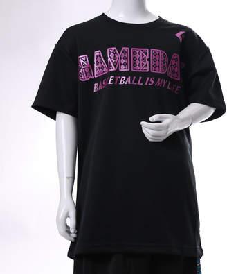 Converse (コンバース) - コンバース CONVERSE レディース バスケットボール 半袖Tシャツ ウィメンズプリントTシャツ CB371303