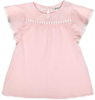 Floatimini Cotton Angel Sleeve Cover-up Dress