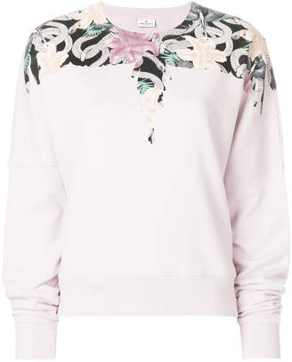 Marcelo Burlon County of Milan Wings crew-neck sweatshirt