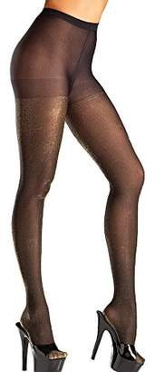Be Wicked Women's Lurex Tights