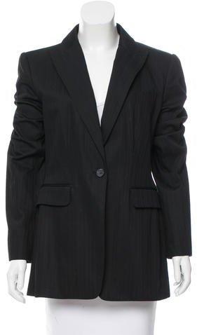 Dolce & GabbanaD&G Peak-Lapel Longline Blazer w/ Tags