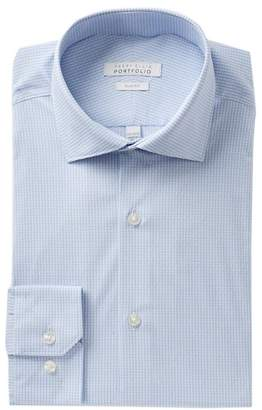 Perry Ellis Slim Fit Dress Shirt