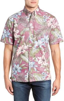 Reyn Spooner Uluhehi Regular Fit Sport Shirt