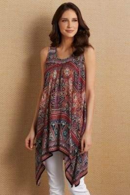 Soft Surroundings Grand Bazaar Tunic
