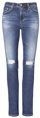 Banana Republic AG Jeans | Prima Slim-Straight Jean