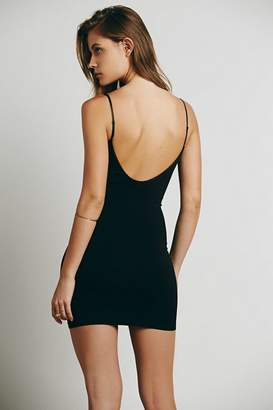 Americana Intimately Seamless Low Back Mini Slip