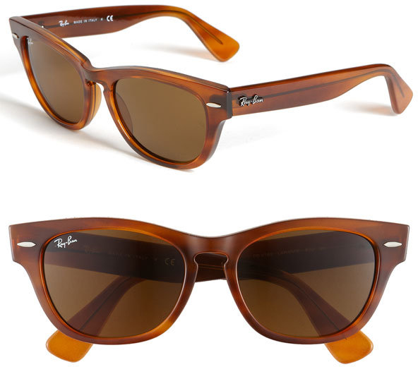Ray-Ban 'Legend Collection Wayfarer' Sunglasses