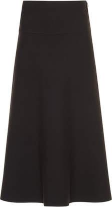Agnona Extra Fine Merinos Full Needle Skirt