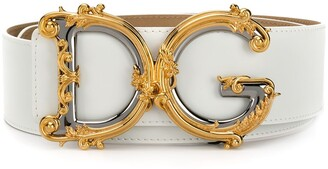 Dolce & Gabbana baroque belt