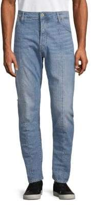 G Star Straight Tapered-Leg Jeans