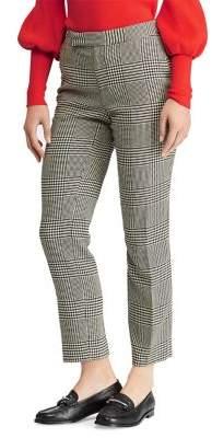 Lauren Ralph Lauren Petite Petite Printed Skinny Pants