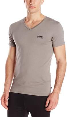Diesel Men's Essentials Michael Cotton Modal V-Neck T-Shirt