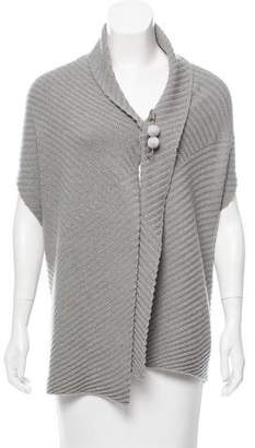 Oska Asymmetrical Wool Sweater