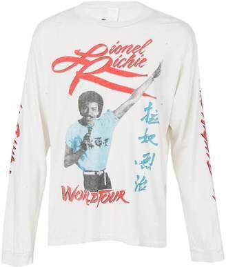 MadeWorn lionel richie world tour t-shirt