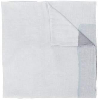 Peserico tonal knit scarf
