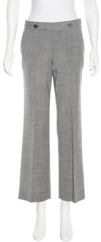 Tory BurchTory Burch Wide-Leg Wool Pants