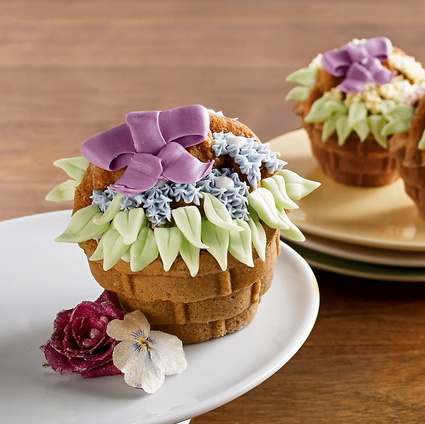 Nonstick Flower Cake Pan