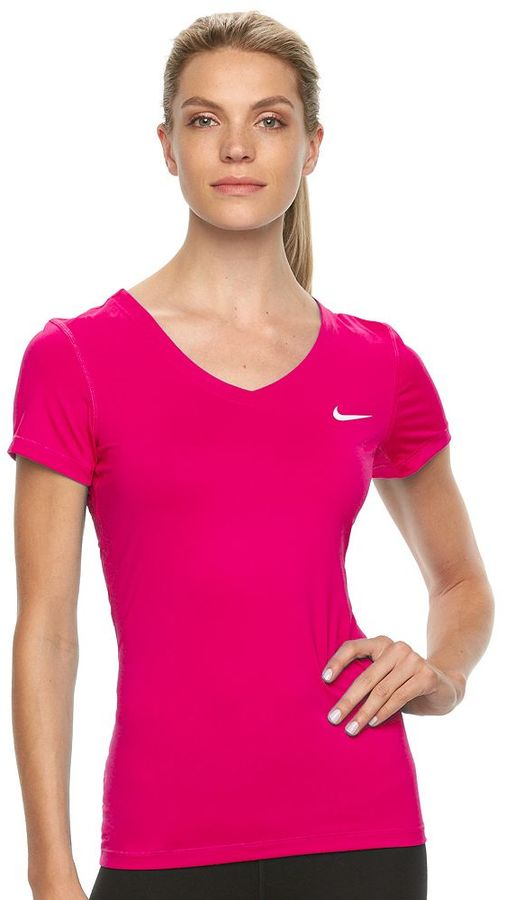 Women's Nike Cool Victory Dri-FIT Base Layer Tee