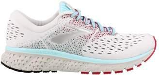 Brooks Women's Glycerin 16 D Running Shoe (BRK-120278 1D 4081050 7 EBO/GRN/BLK)