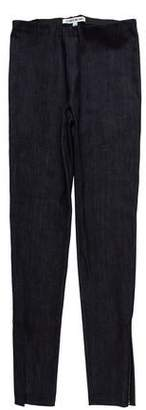 Elizabeth and James Mid-Rise Skinny Jeans