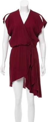 IRO Short Sleeve Knee-Length Dress w/ Tags Short Sleeve Knee-Length Dress w/ Tags