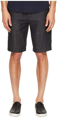 Vince Relaxed Linen Shorts Men's Shorts
