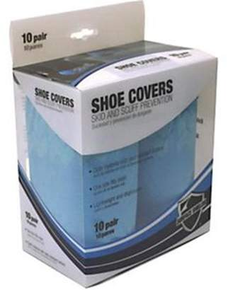 Surface Shields 3678042 SC3001PB Light Weight Shoe Cover, 6.33 x 5.5 in.