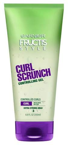 Garnier® Fructis® Style Curl Scrunch Extra Strong Hold Controlling Gel - 6.8 fl oz