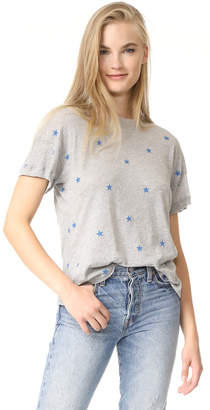 Wildfox Football Star Tee $68 thestylecure.com