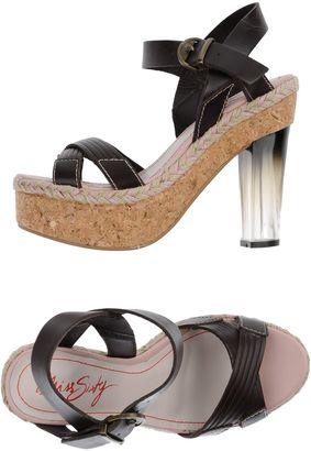 MISS SIXTY Sandals $131 thestylecure.com