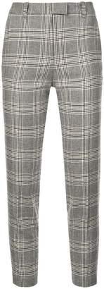 Barbara Bui plaid tailored trousers