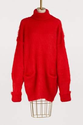Maison Margiela Mohair oversize sweater