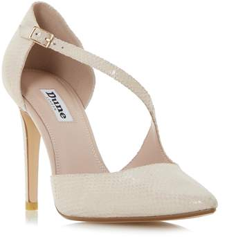 Dune LADIES CONSTANSE - Asymmetric Strap Court Shoe