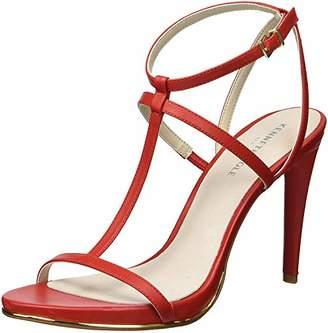 Kenneth Cole New York Women's Bellamy Strappy Stilleto Sandal Heeled