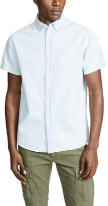 Saturdays NYC Esquina Short Sleeve Shirt