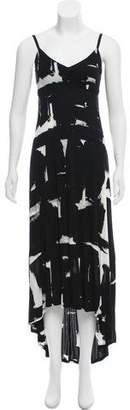 Tracy Reese Printed High-Low Dress w/ Tags