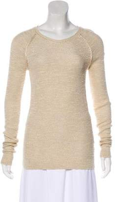 Isabel Marant Crew Neck Long Sleeve Sweater