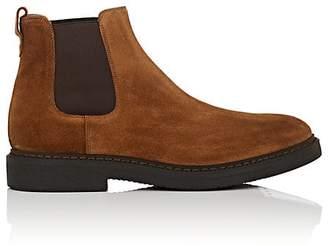 Franceschetti Men's Suede Chelsea Boots