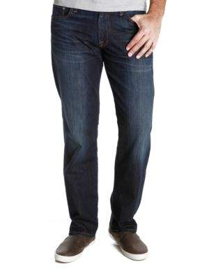 Lucky Brand 221 Original Straight Barite Wash Jeans