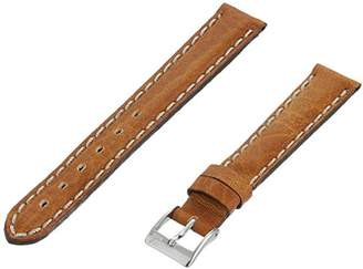 Momentum ZC-14TOR BROWN 14mm Toro Leather Calfskin Brown Watch Strap