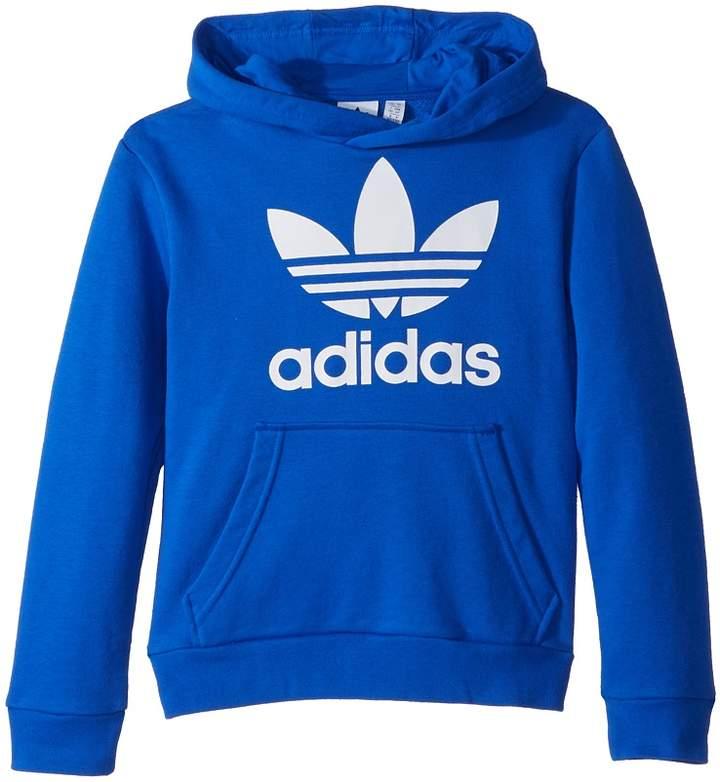 adidas Originals Kids - Trefoil Hoodie Kid's Sweatshirt