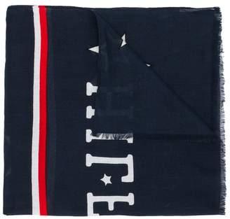 Tommy Hilfiger Junior logo scarf