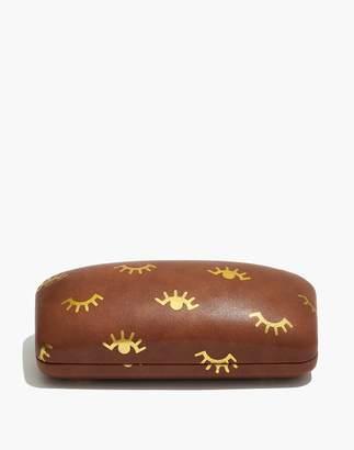 Madewell Winky Printed Sunglass Case