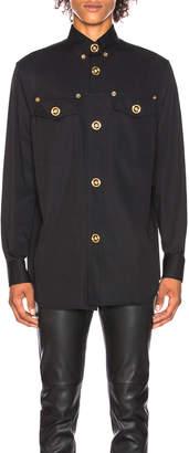 Versace Western Shirt