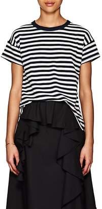 Rag & Bone Women's Kat Split-Back Modal-Cotton T-Shirt