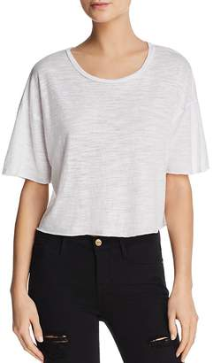 Project Social T Kenzie Boxy Cropped Tee