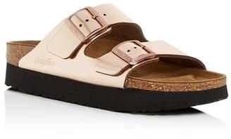 afa1b5a6859 Birkenstock Women s Papillio by Arizona Platform Slide Sandals